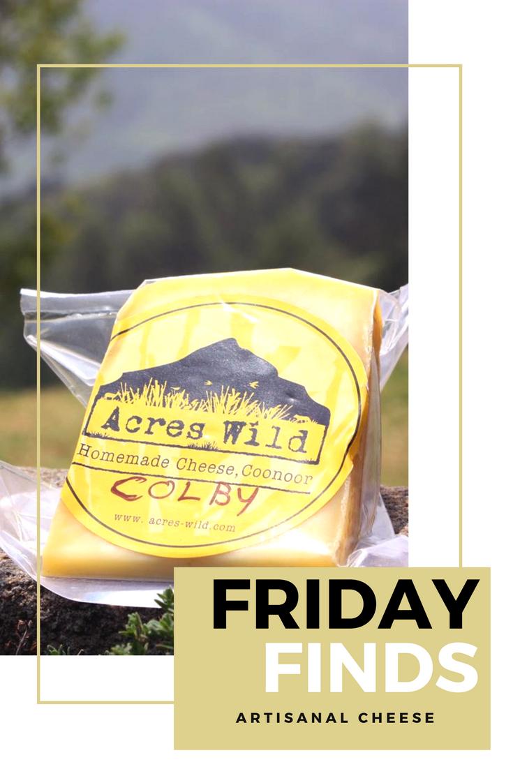 Acres Wild Artisanal Cheese